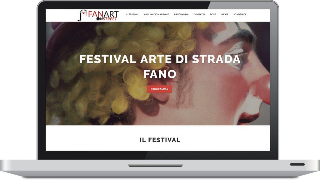 fanart on street sito web