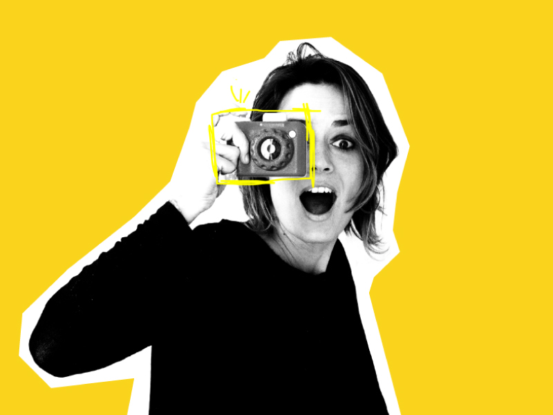 Photographer e videomaker di creativespot Sara Nucci