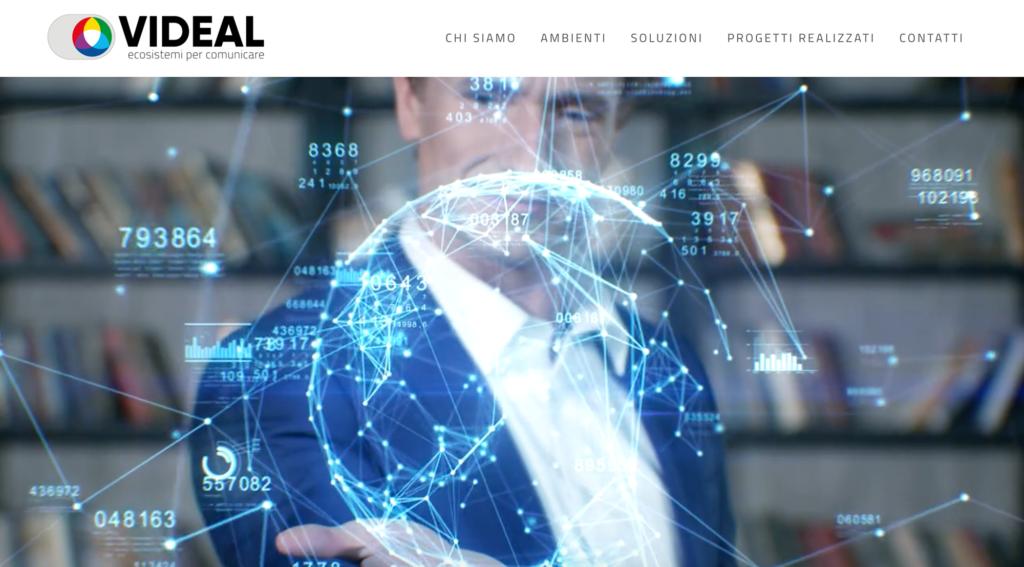 sito web videal sistemi